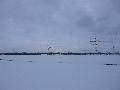 Panorama nach Südosten, Parkplatz Rur-Scholle, 08:25 Uhr