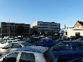 Unser Beobachtungsort in Aachen, 10:35 Uhr